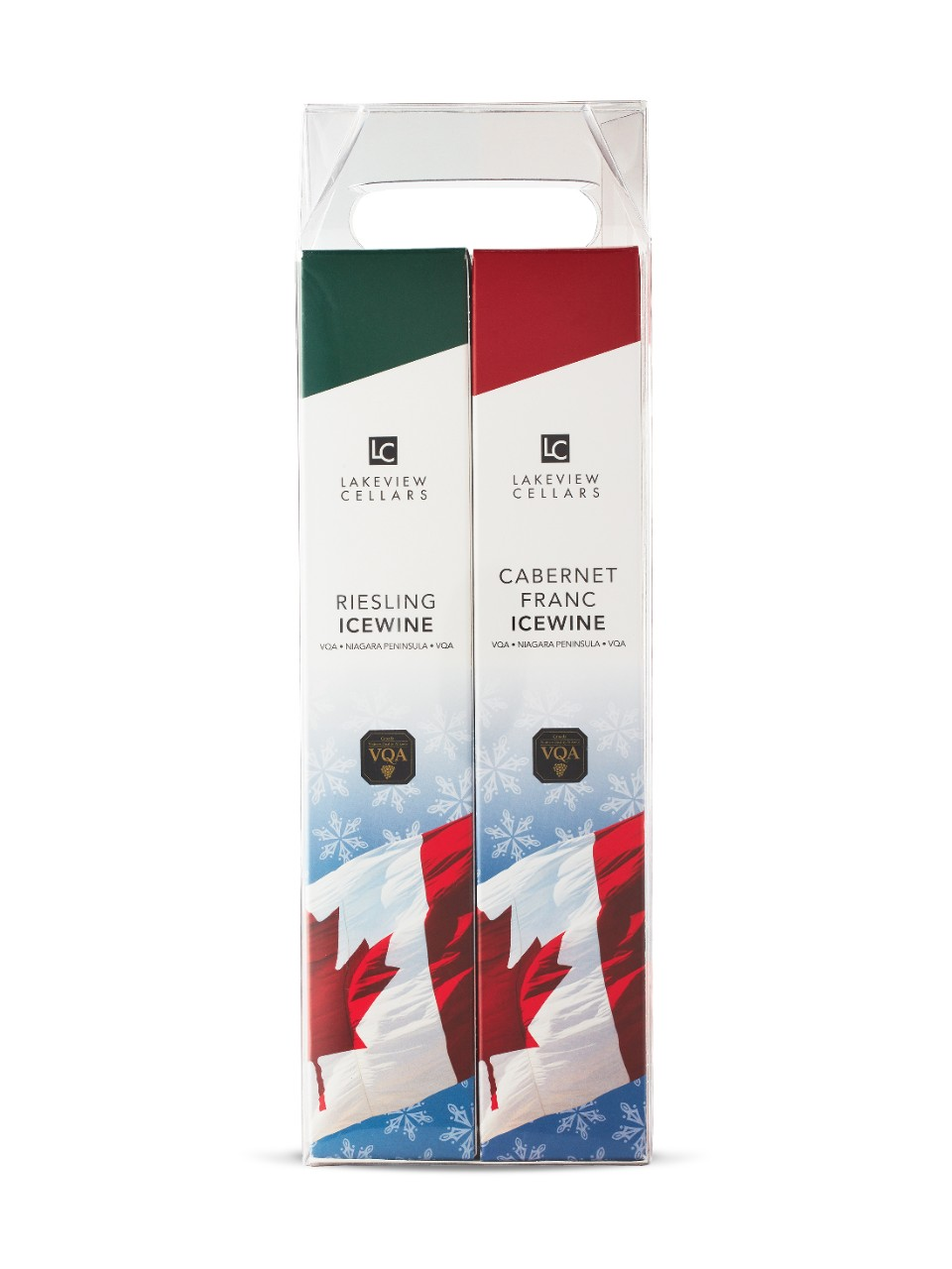 Image for Lakeview Cellars Riesling Icewine 2016 & Cabernet Franc Icewine 2013 from LCBO