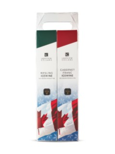 Lakeview Cellars Riesling Icewine 2016 & Cabernet Franc Icewine 2013