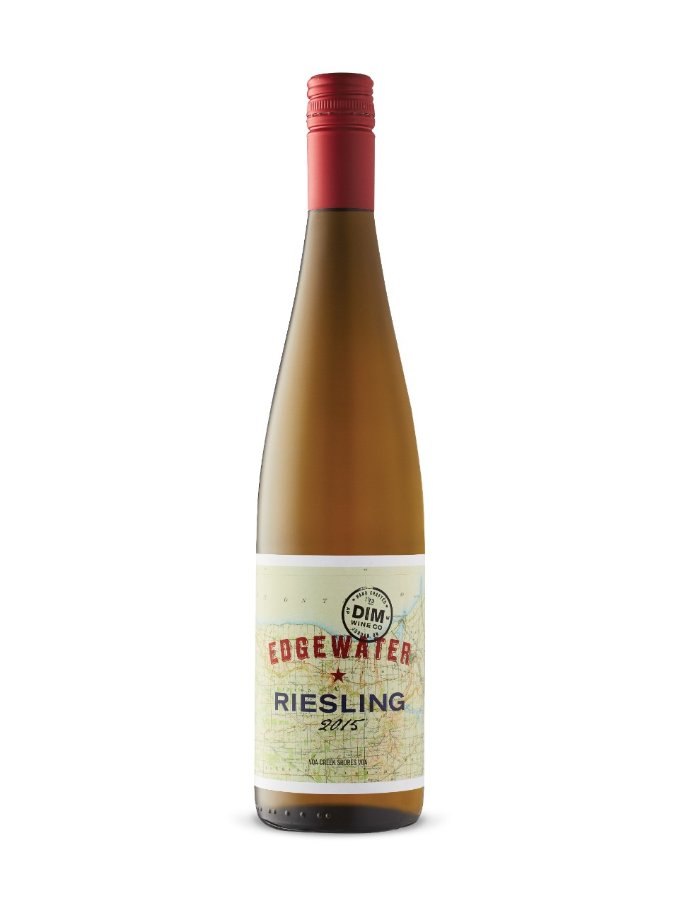 Image for Dim Edgewater Riesling 2015 from LCBO