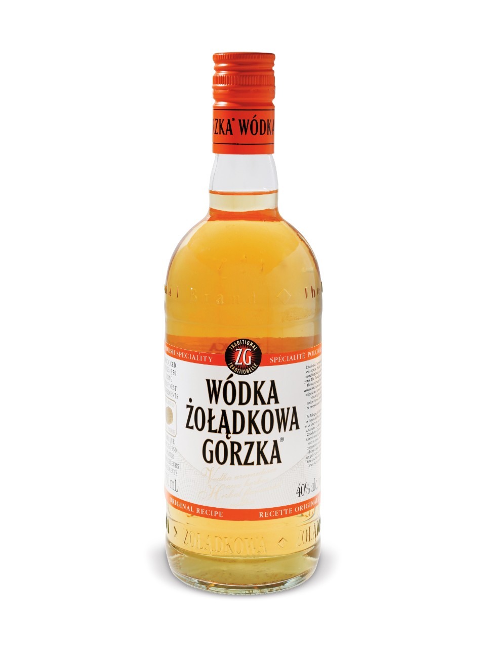Image for Wódka Zoladkowa Gorzka from LCBO