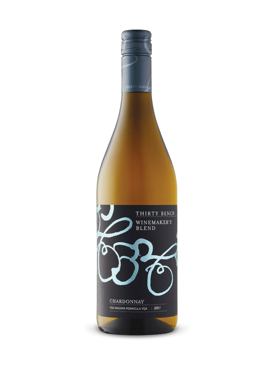 Image for Thirty Bench Winemaker's Blend Chardonnay 2017 from LCBO