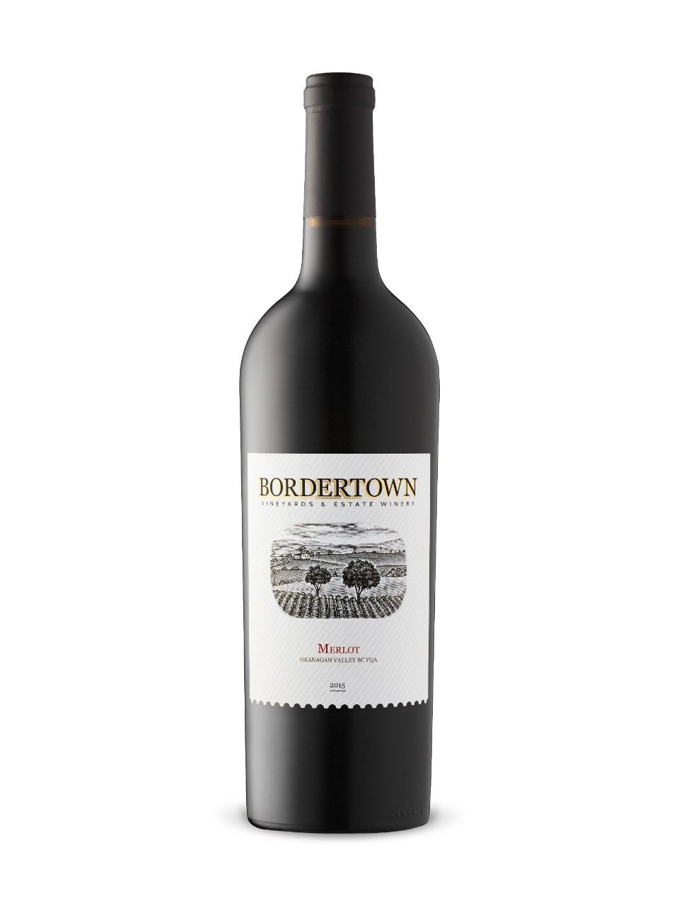 Merlot Bordertown 2015