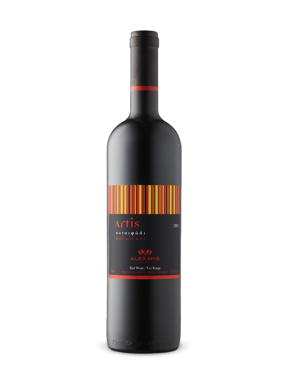 Image for Artis Kotsifali Red 2015 from LCBO