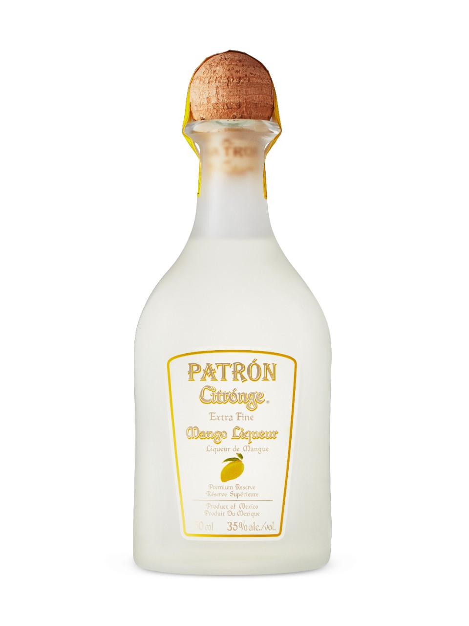 Image for Patron Citronge Extra Fine Mango Liqueur from LCBO