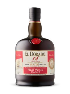 El Dorado 12 Year Old Portuguese Red Wine Special Cask