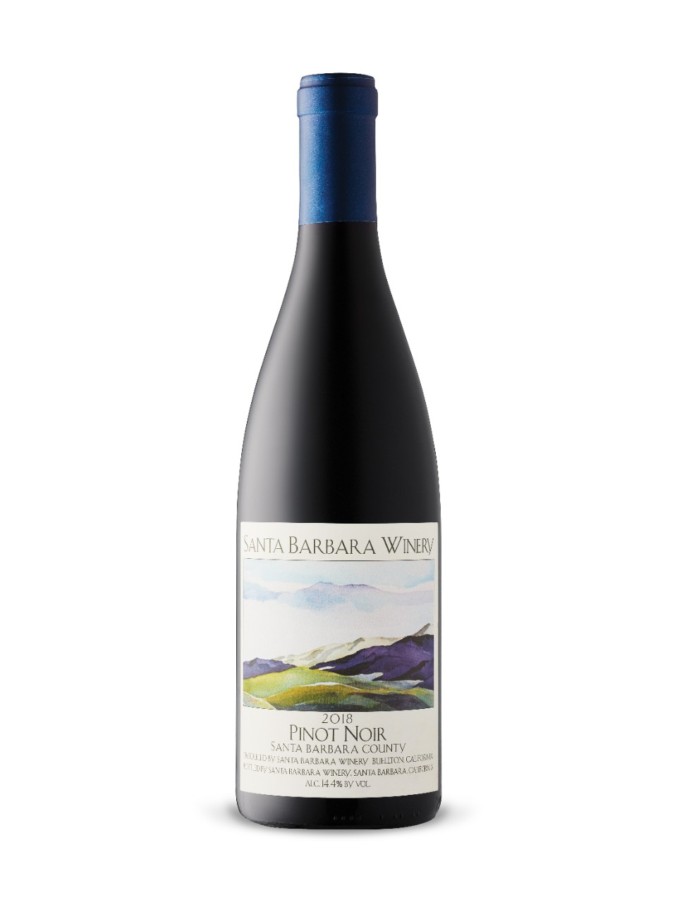 Santa Barbara Winery Pinot Noir 2015