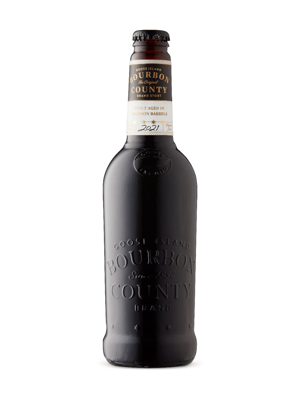 Image for Goose Island Bourbon County Stout from LCBO