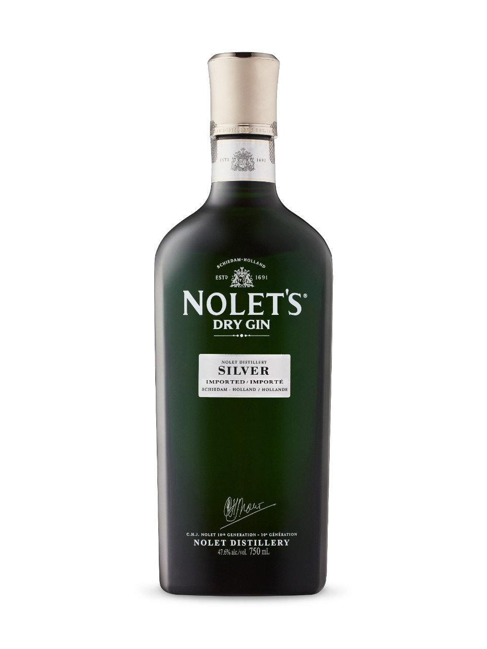 Image for Nolet's Dry Gin Silver from LCBO