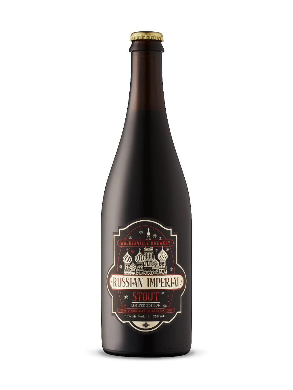 Image for Walkerville Kremlin Russian Imperial Stout from LCBO