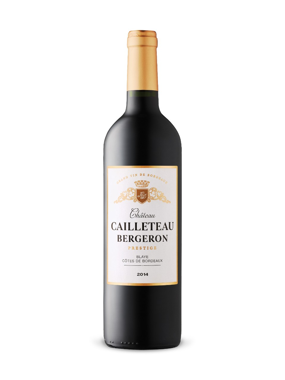 Image for Château Cailleteau Bergeron Prestige 2014 from LCBO