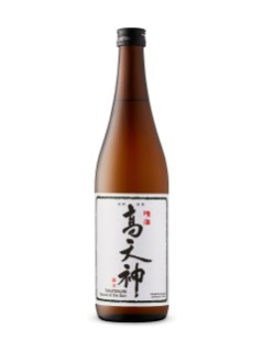 Takatenjin Sword of the Sun Sake