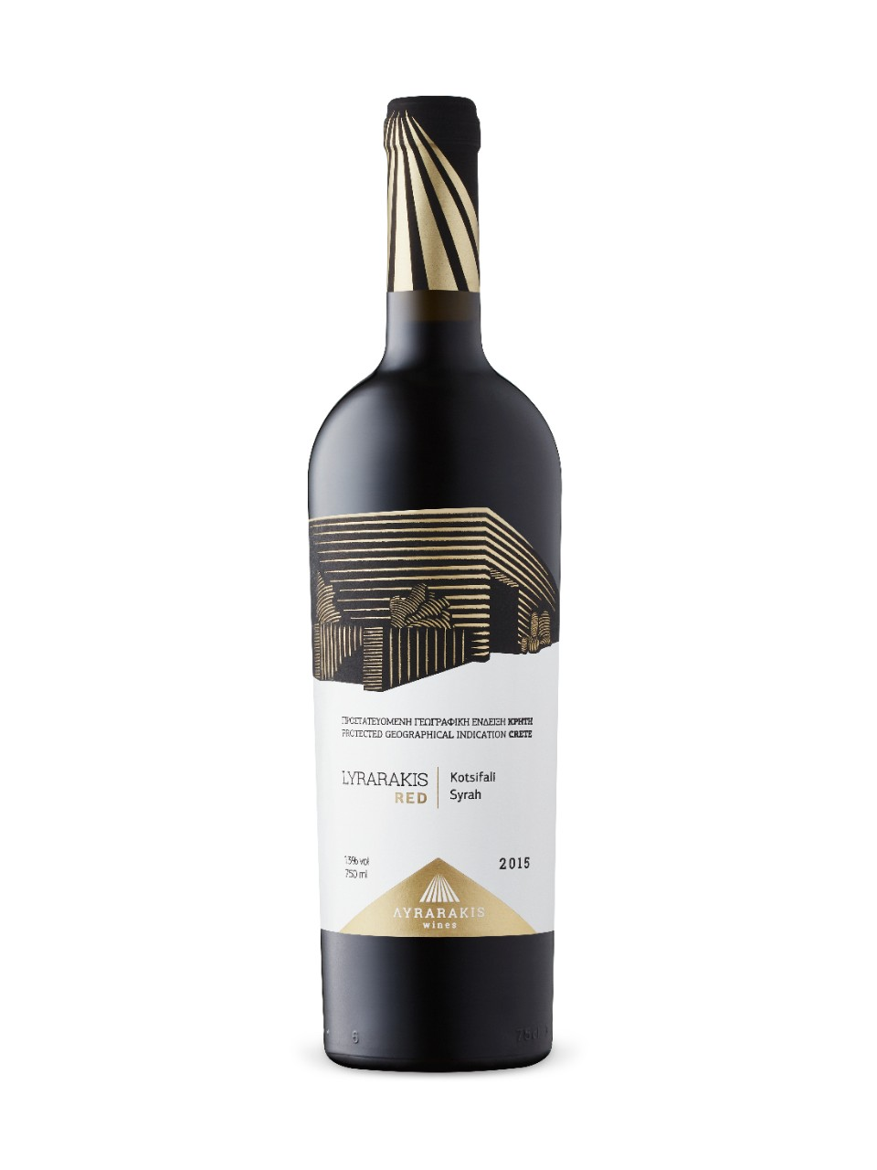 Image for Lyrarakis Red 2015 from LCBO