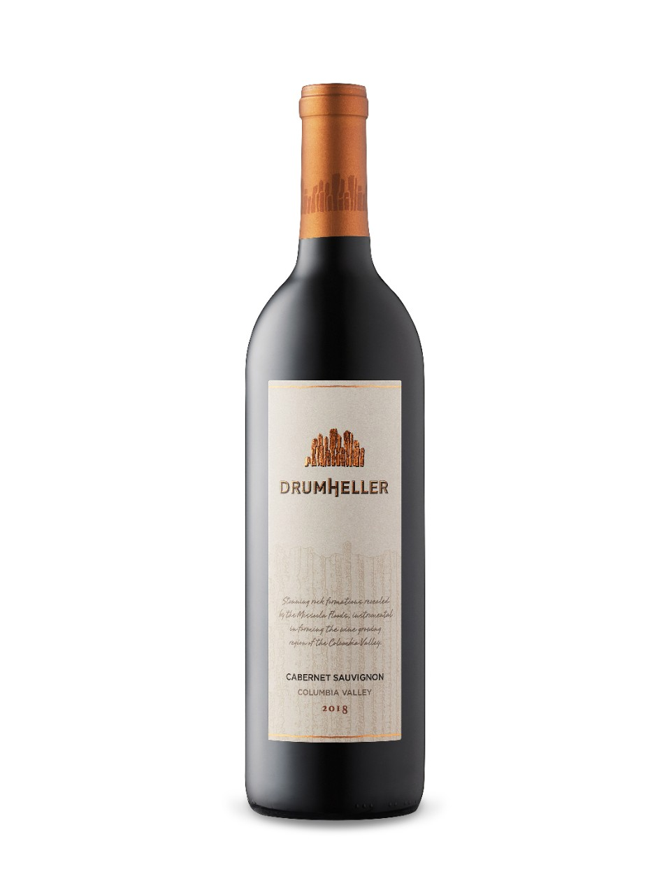 Image for Drumheller Cabernet Sauvignon 2016 from LCBO