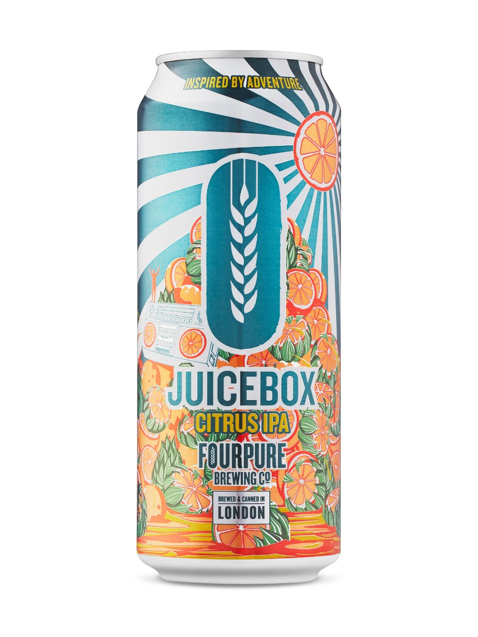 Image for Fourpure Juicebox from LCBO