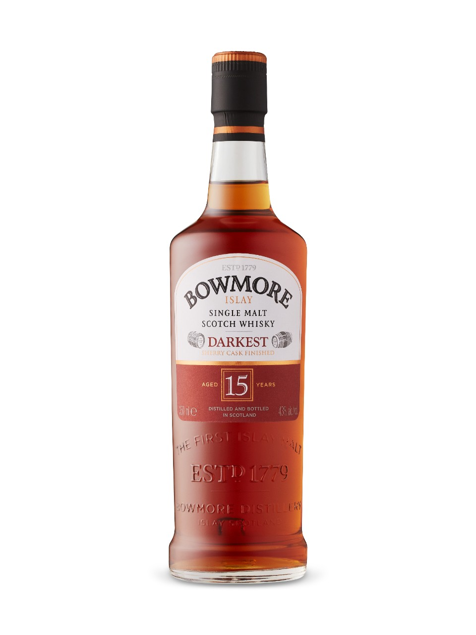 Image for Bowmore 15 YO from LCBO