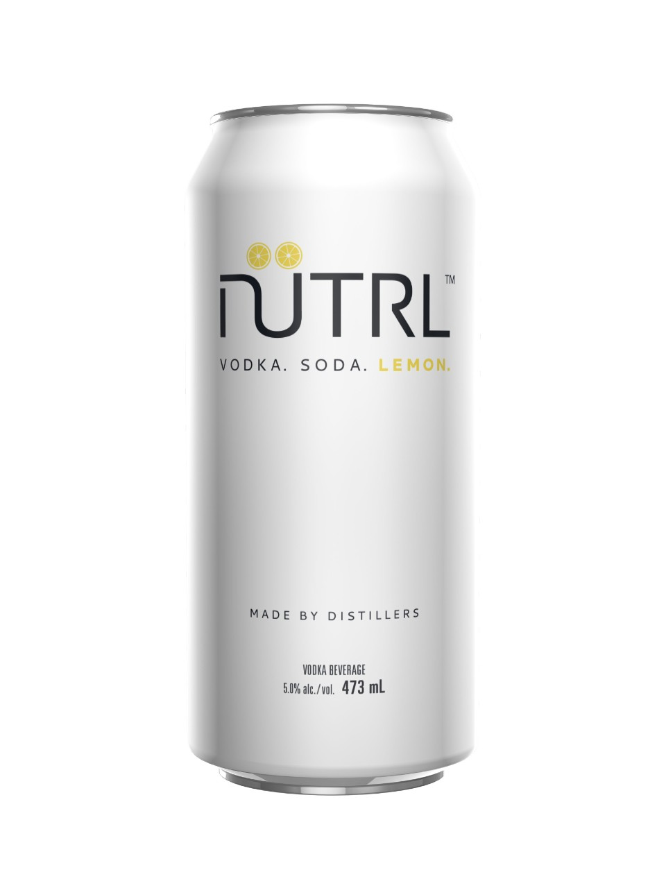 Nutrl Vodka Soda Lemon from LCBO
