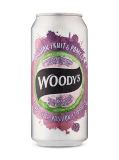 Woody's Passion Fruit & Pomelo