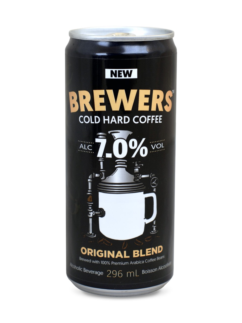 Image pour Brewer's Cold Hard Coffee à partir de LCBO