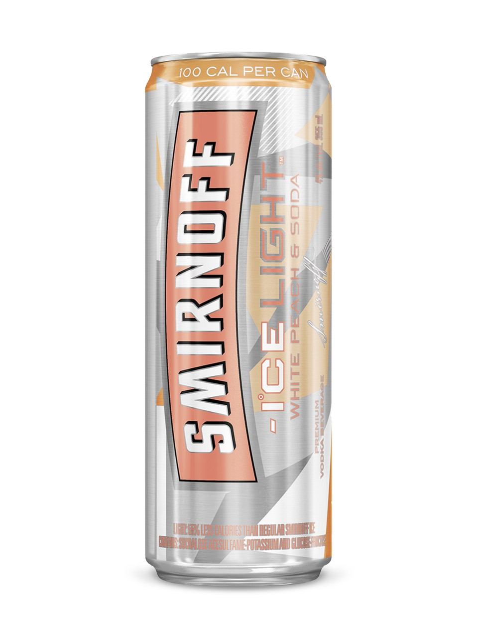 Image for Smirnoff Ice Light White Peach from LCBO