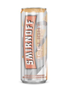 Smirnoff Ice Light White Peach
