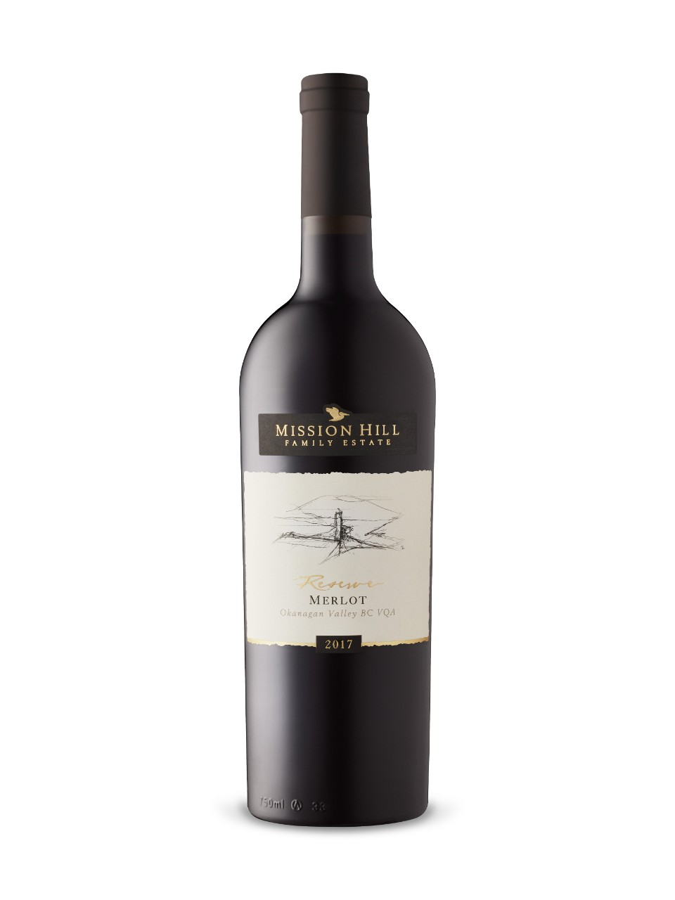 Image for Mission Hill Reserve Merlot 2015 from LCBO