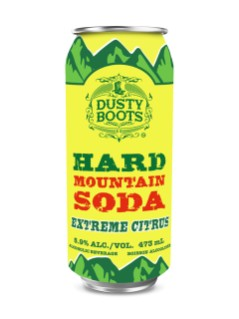 Dusty Boots Mountain Soda