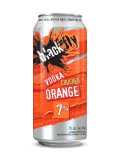 Black Fly Vodka Crushed Orange