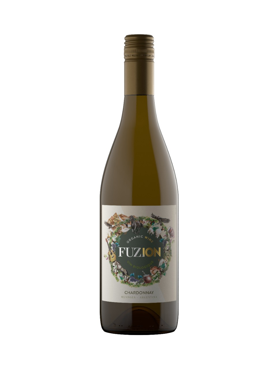 Image for Fuzion Organic Chardonnay Torrontes from LCBO