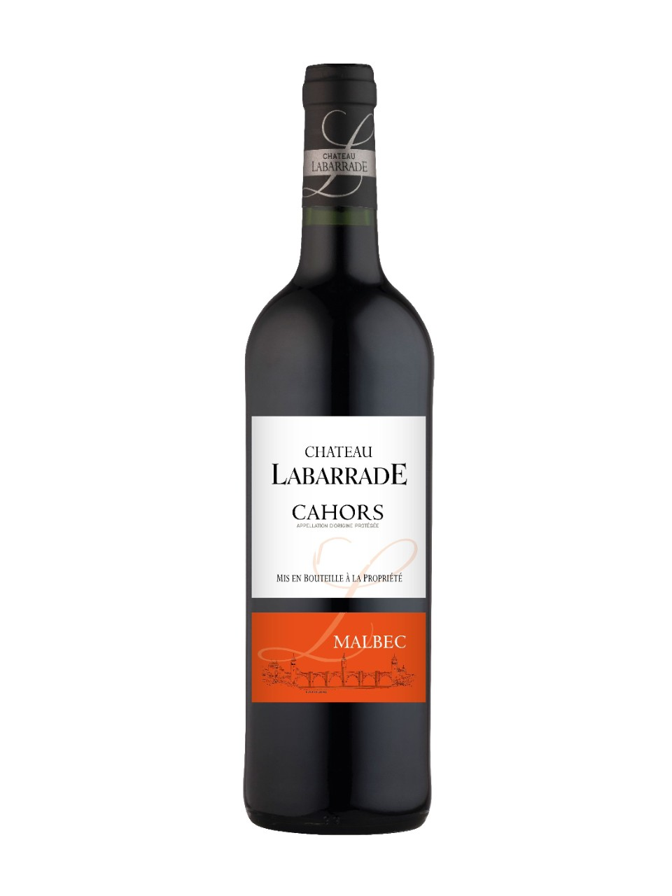 Image for Chateau LaBarrade Malbec Cahors AOP from LCBO