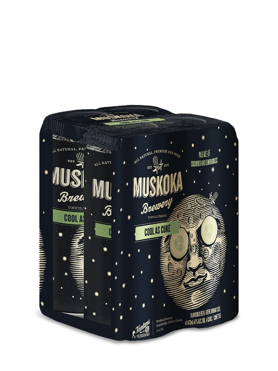 Image for Muskoka Cool as a Cuke from LCBO