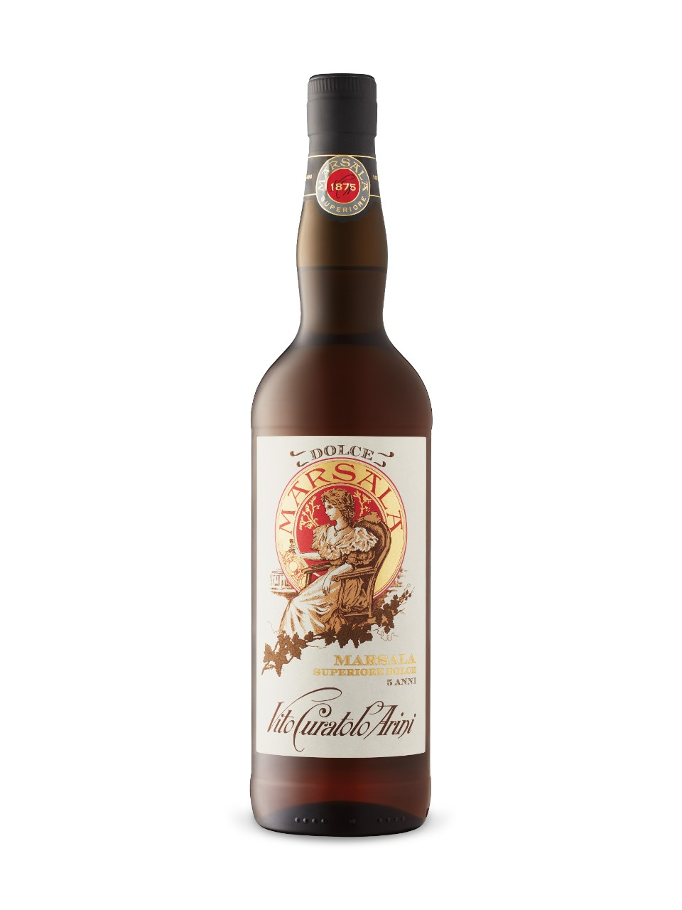 Image for Vito Curatolo Arini Superiore Dolce Marsala from LCBO