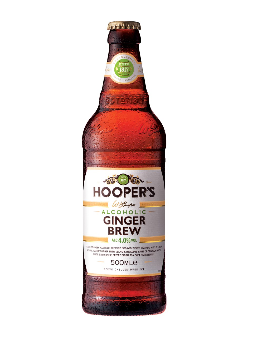 Hooper's Ginger Brew