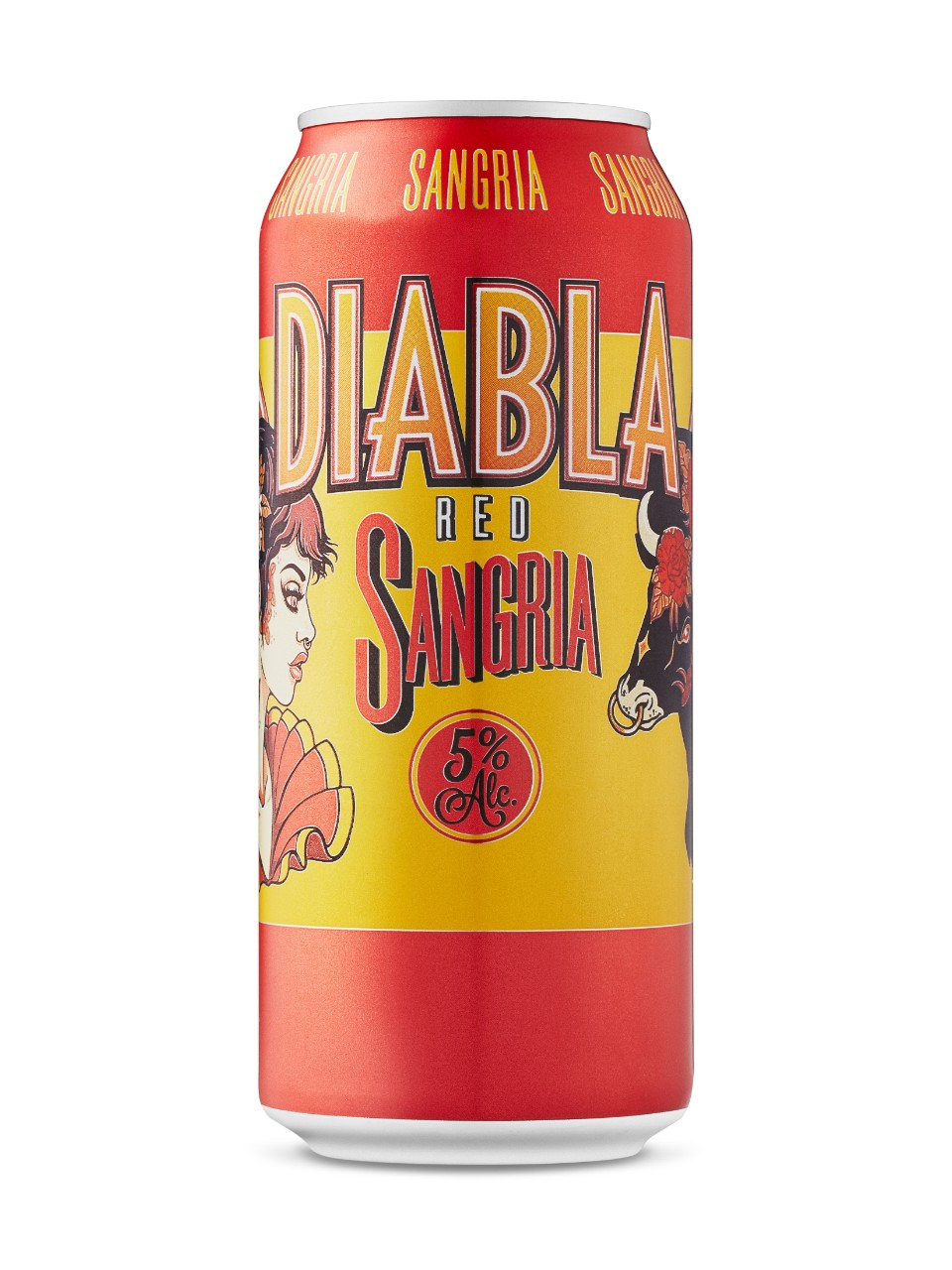 Image for Diabla Red Sangria from LCBO