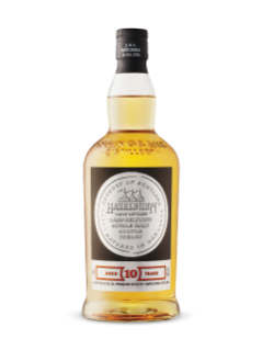 Whisky écossais Single Malt Hazelburn Campbeltown 10 ans d'âge