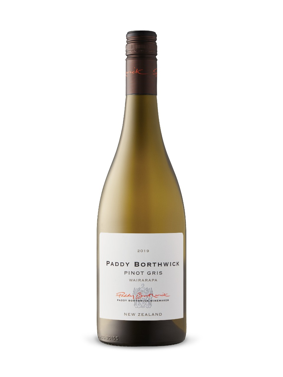 Image for Paddy Borthwick Pinot Gris 2016 from LCBO
