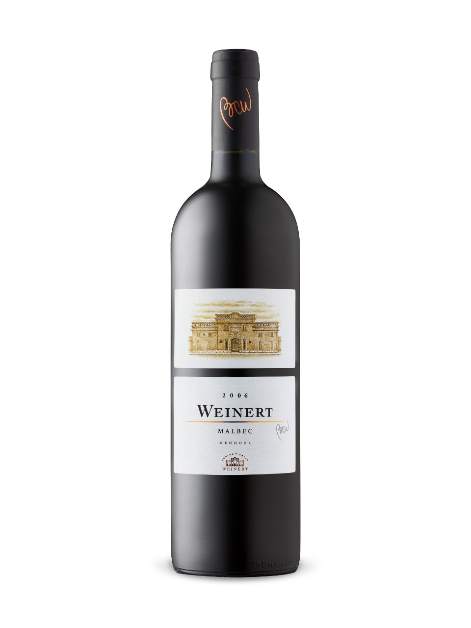 Image for Weinert Malbec 2006 from LCBO