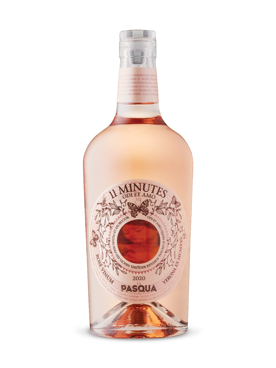 Image for Pasqua 11 Minutes Rosé 2017 from LCBO