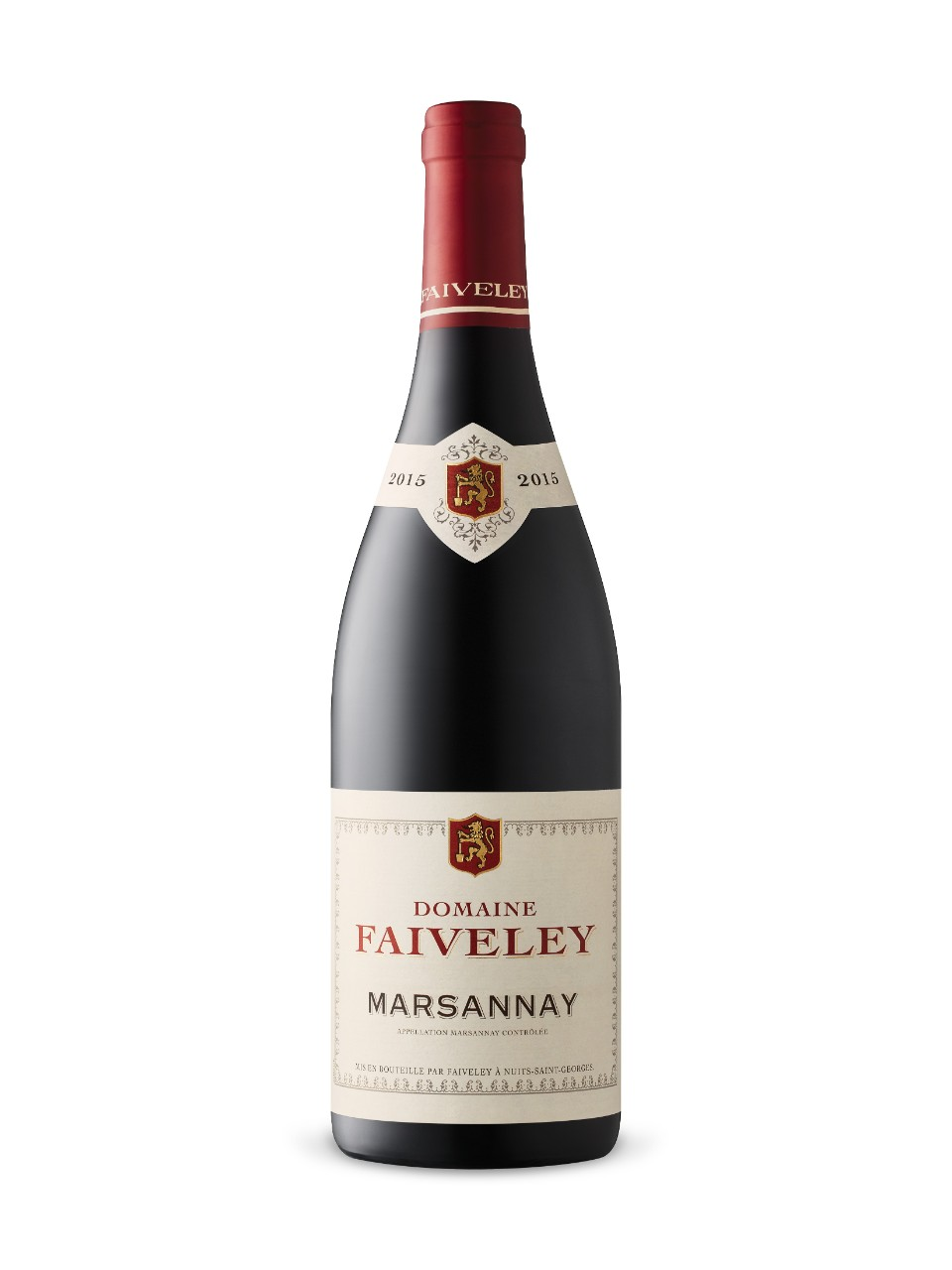 Image for Domaine Faiveley Marsannay 2015 from LCBO
