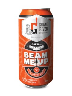 Grand River Brewing Beam Me Up