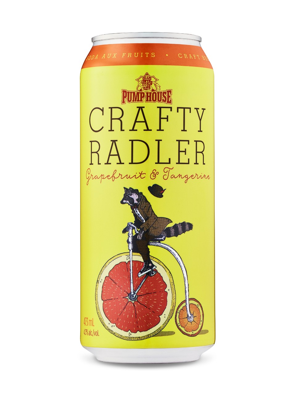 Image for Pump House Crafty Radler from LCBO