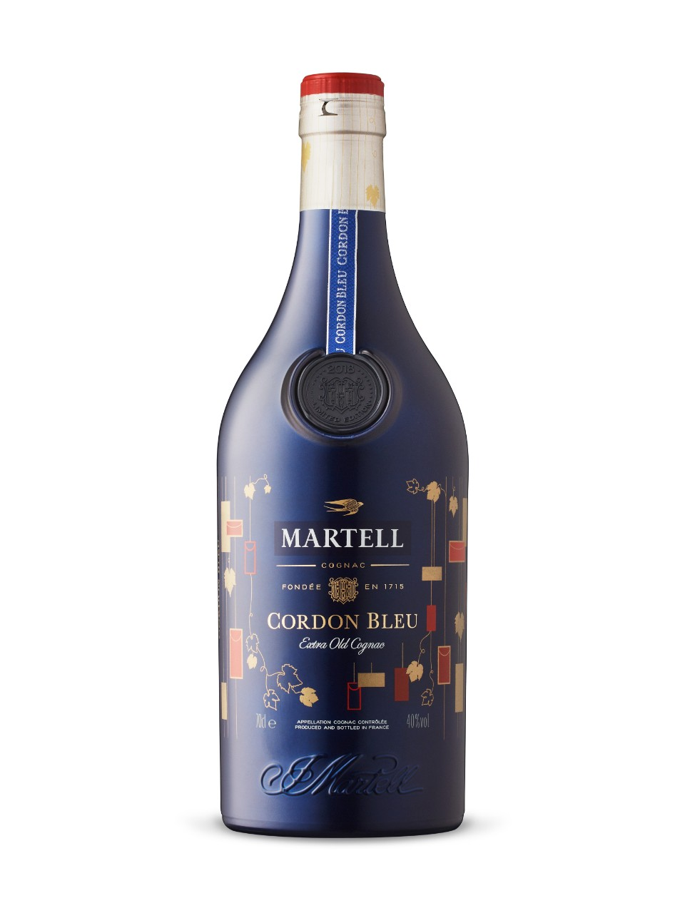 Image for Martell Cordon Bleu Chinese New Year Limited Edition from LCBO