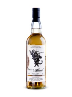 Peat's Beast 46% Single Malt Scotch Whisky