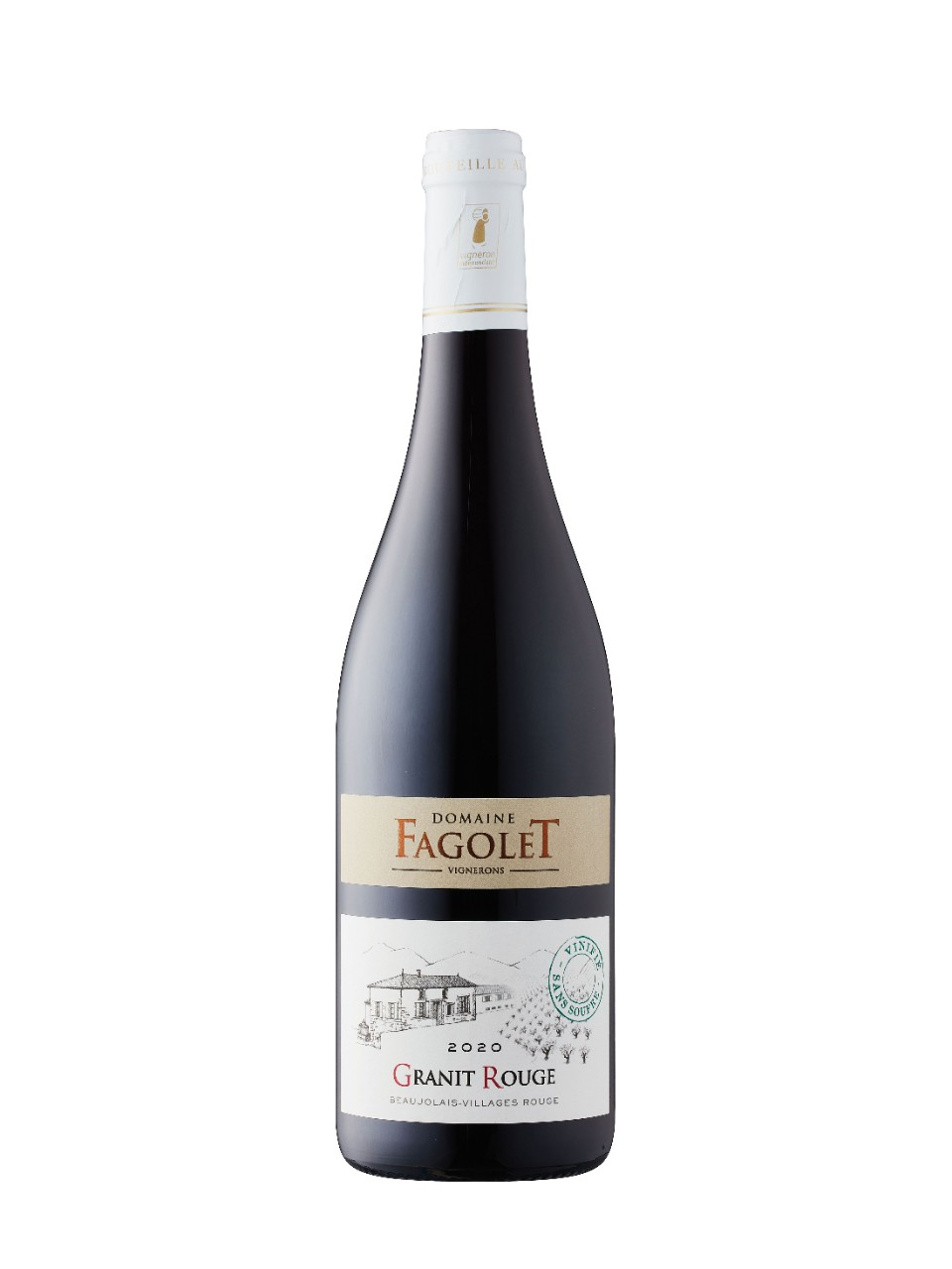 Image for Domaine Le Fagolet Le Granit Rouge Gamay Beaujolais-Villages 2015 from LCBO