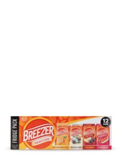 Breezer Mixed Pack 12 Pk-C