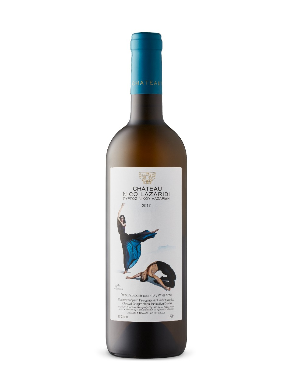 Image for Chateau Lazaridi White 2017 from LCBO