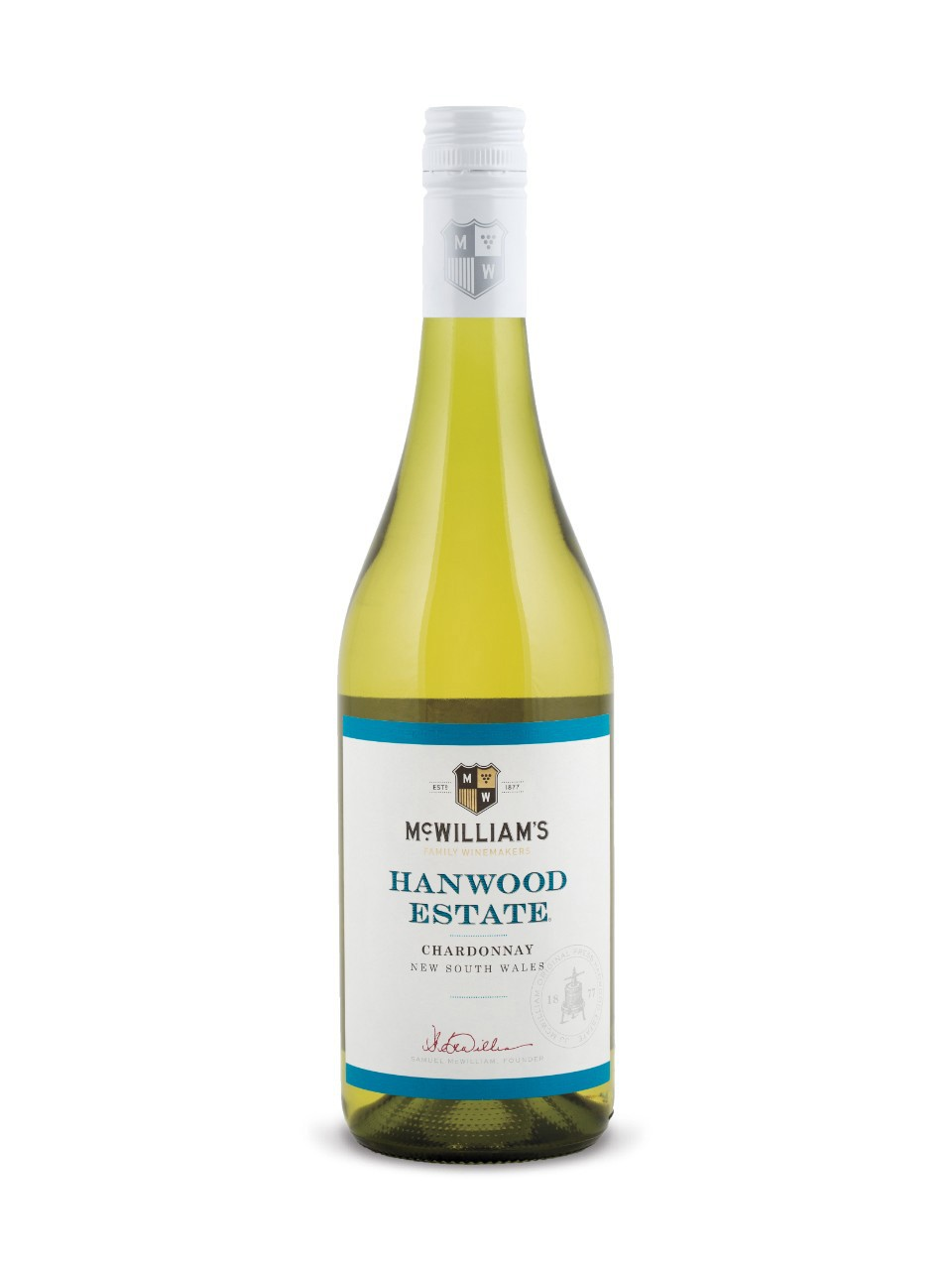 Chardonnay Hanwood Estate Mcwilliam's