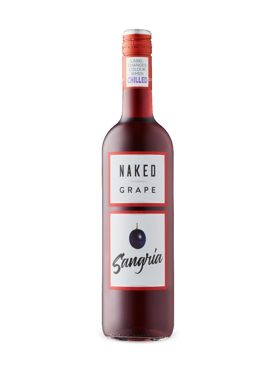 Image for Naked Grape Sangria from LCBO
