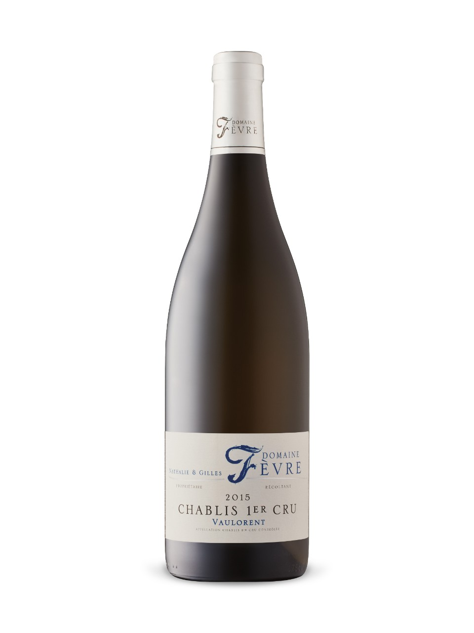 Image for Domaine Fevre Vaulorent Chablis 1er Cru 2015 from LCBO