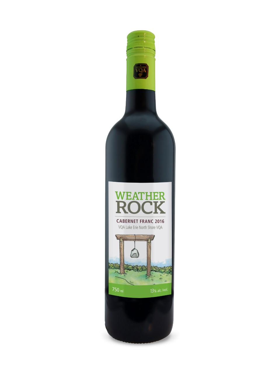 Image for Weather Rock Cabernet Franc VQA from LCBO
