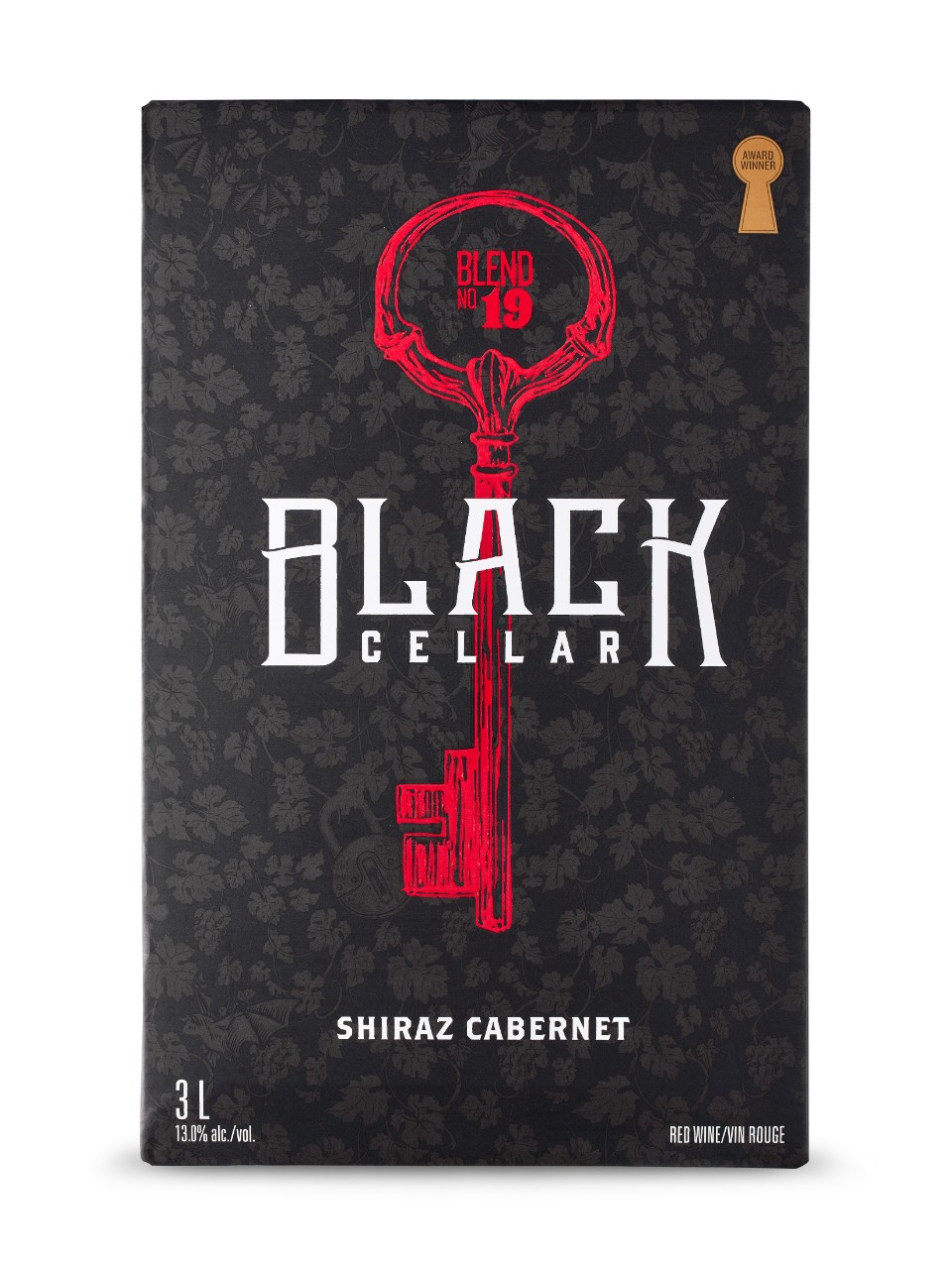 Image for Black Cellar Shiraz Cabernet from LCBO